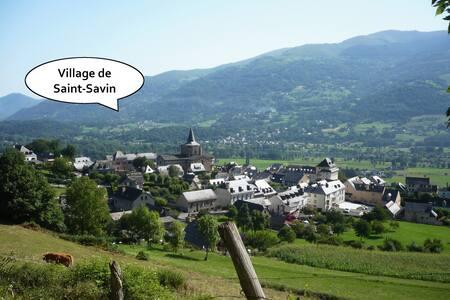 Charmant T2 dans Hautes Pyrénées - Saint-Savin