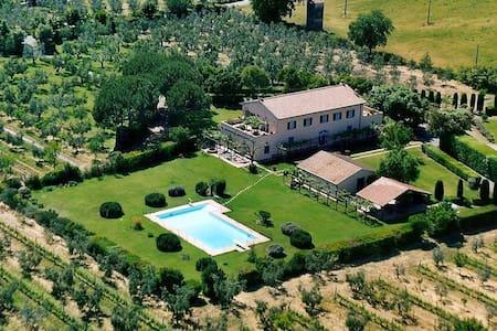 Apt with pool near seaside type 2 - Castagneto Carducci