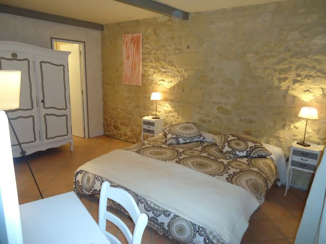 Médoc, comfortable and charming B&B - Jau-Dignac-et-Loirac - Bed & Breakfast
