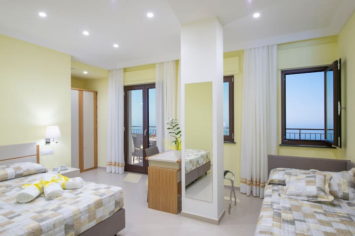 B&B Villa Paradise Resort Agerola Costa d' Amalfi