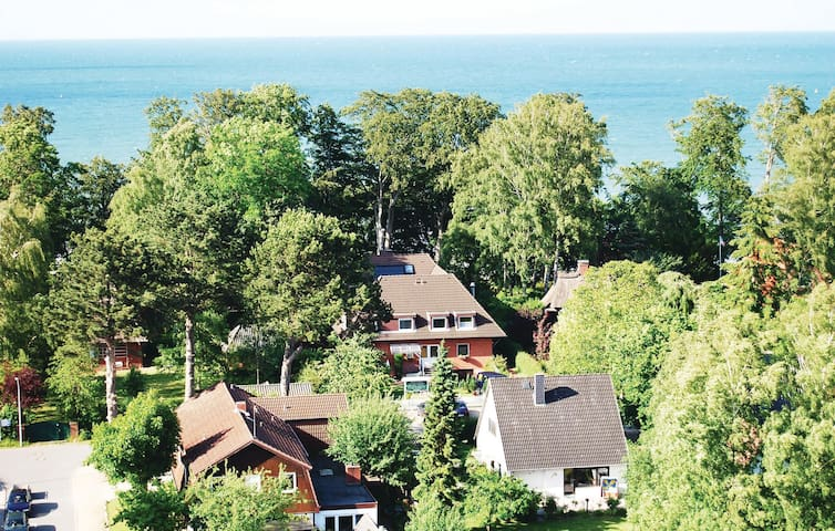 Holiday apartment with 1 bedroom on 38 m² in Hohwacht