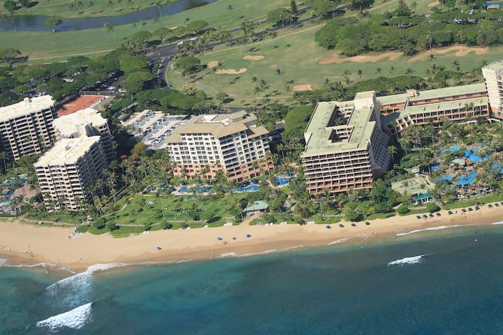Ocean Front Ka'anapali Beach - June 6 to 13, 2020