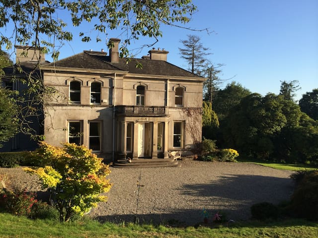 Historic Country House, Dungarvan (Double room)