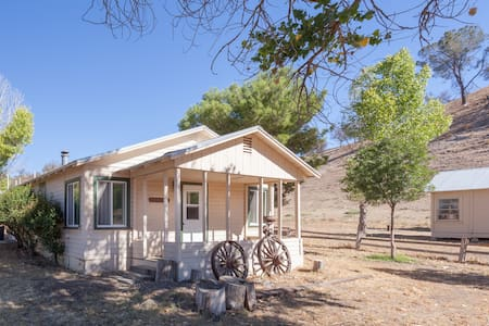 Buffalo Bungalo on Guest Ranch