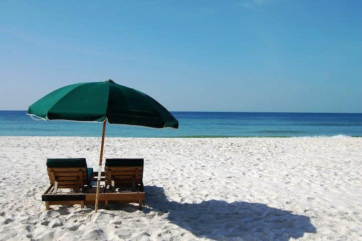 Lovely Gulf Front Condo - Orange Beach - Leilighet