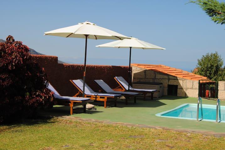 El Pinzón. Apartamento con piscina. - Arafo - Lägenhet