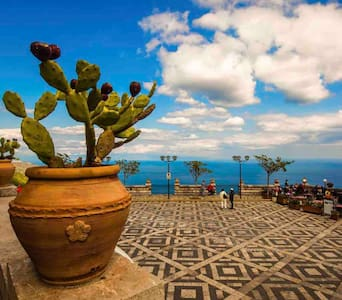 Casa A.TURRISI with View (free parking and wi-fi)