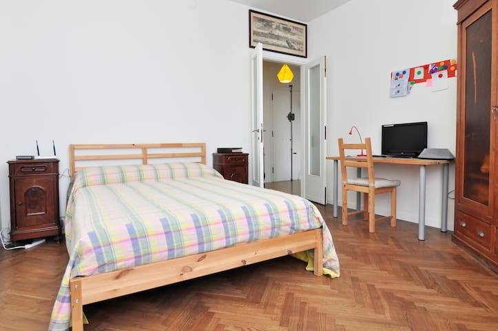 *CENTRAL* room in renewed flat - Padua - Apartamento