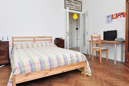 *CENTRAL* room in renewed flat - Padova - Appartamento