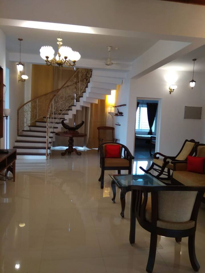 Thrissur Home with a view