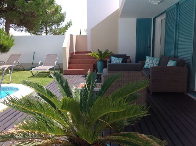 Casa Carpe Diem, 5 min near beach - Alvor