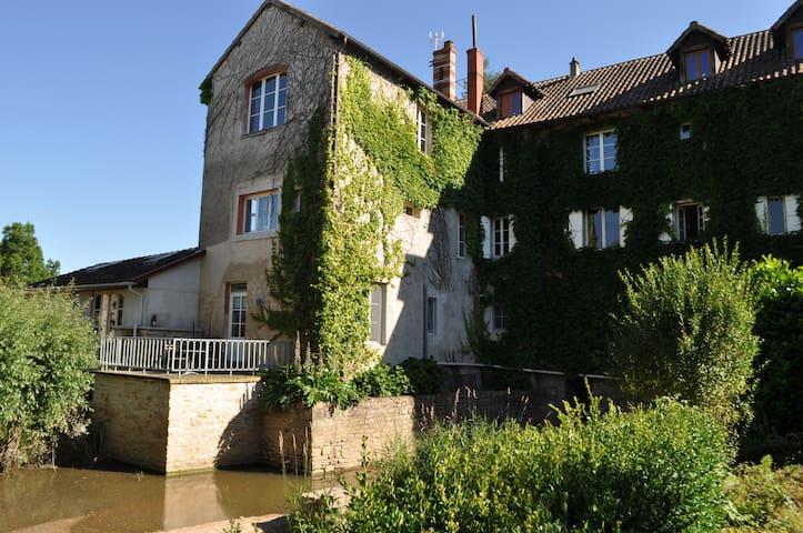 MOULIN DE MERZE, Le Rouge-gorge