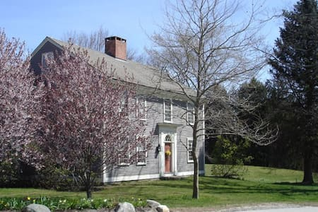 18th Century Restored Antique - Douglas - House