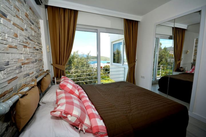 Villa Blue&Green - Bodrum - Hus