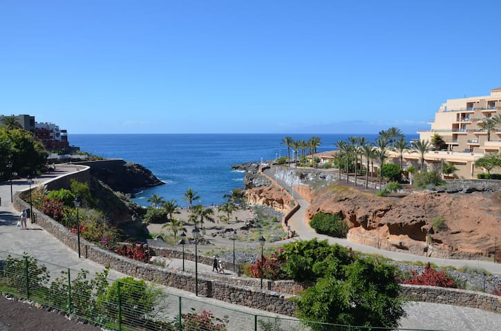 Panoramic ocean view apartment - Adeje - Apartamento