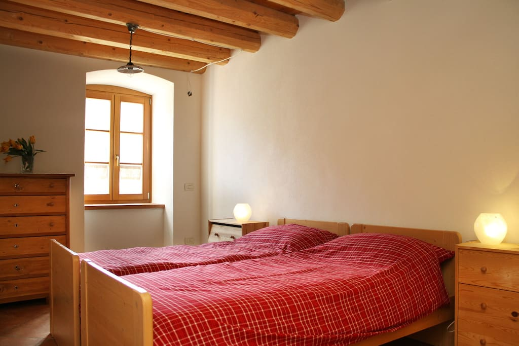 Appartamento in antico maso appartamenti in affitto a for Appartamenti caldonazzo