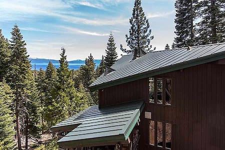Tahoe City Lake View MCM House