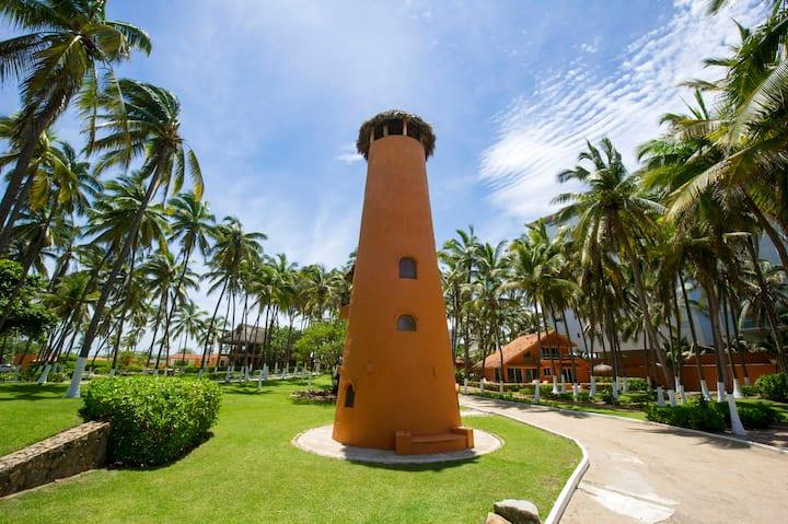 El Faro en Villas San Vicente - Acapulco Diamante
