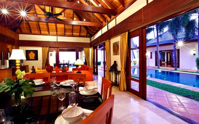 Luxury 5 Bedroom Villa - Ko Samui - Villa