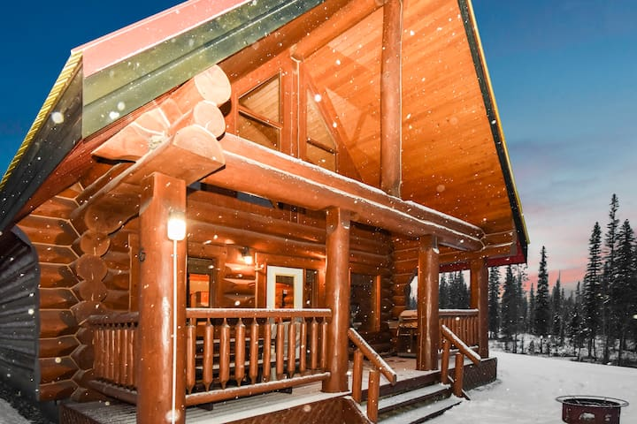 ❤Lovely Cabin Perfect For Groups For Ski And Hike❤