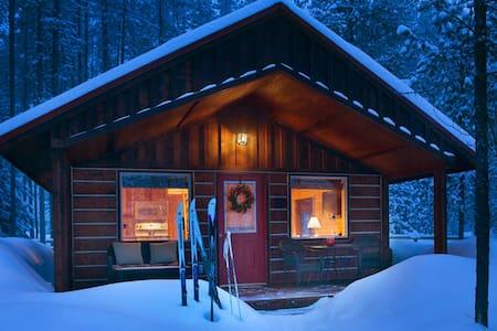 Reclusive Moose Cabin - Columbia Falls - Cabin - 1