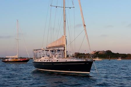 Best Harbor Views-50' sailboat - Nantucket