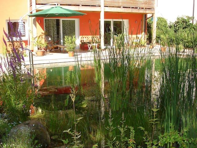 Wohnung am Schwimmteich - Stegaurach - Wohnung