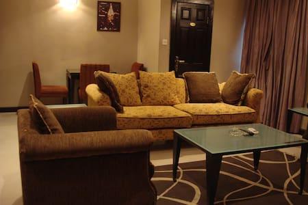 Hampton Suites Apartment