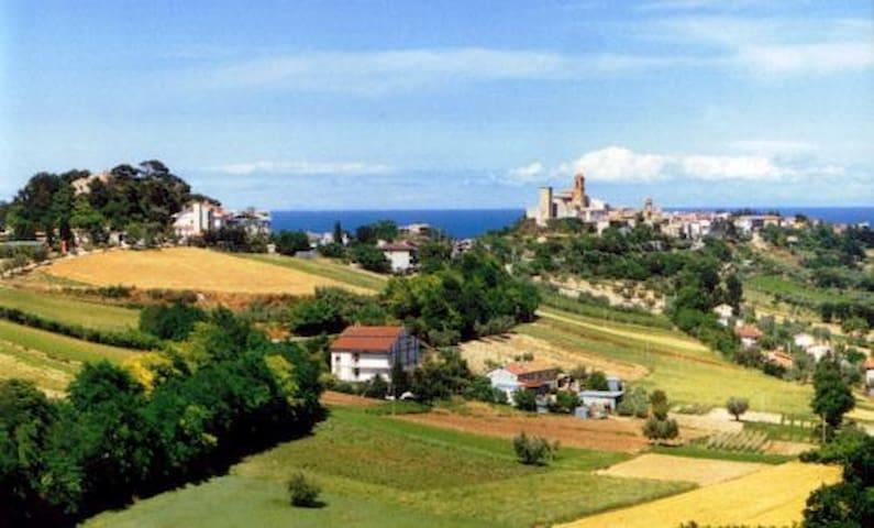 Appartamento borgo al mare - Campofilone - Byt