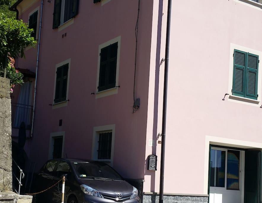 La casa delle vacanze al bracco apartments for rent in moneglia ge italy - La casa delle vacanze ...