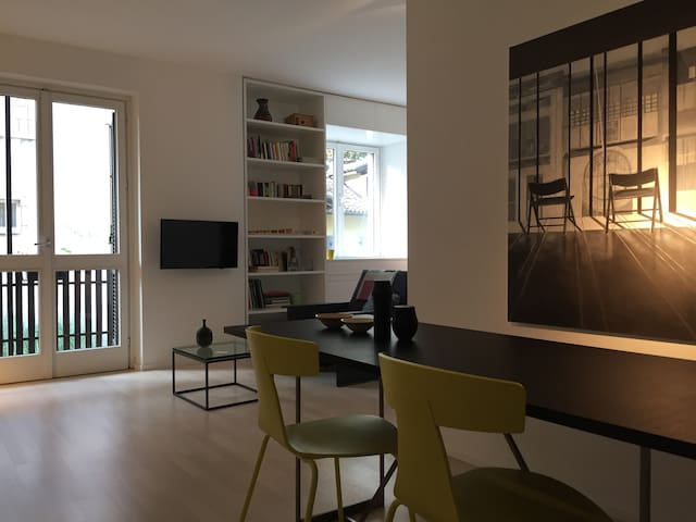 Modern, Central, Comfortable - Rovereto - Byt