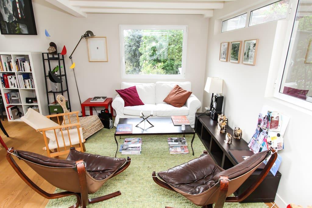Atelier d 39 artiste charme et design appartements louer paris le d - Atelier d artiste a louer ...