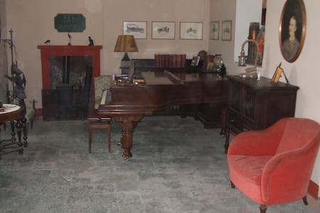 Twentieth Century Home - Curiona-bossoleto - Wohnung
