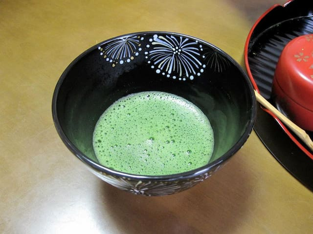 Japanese Tea Ceremony Experience!!