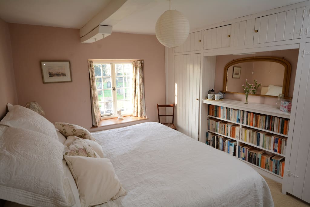 Your bedroom from the entrance door