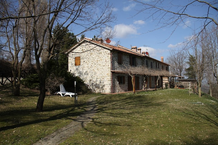 Rustico house for rent in Italy