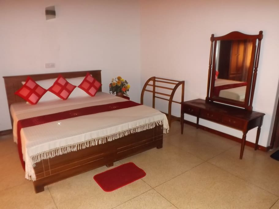 Double bed Delux