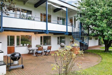 Villa Weibull a single room