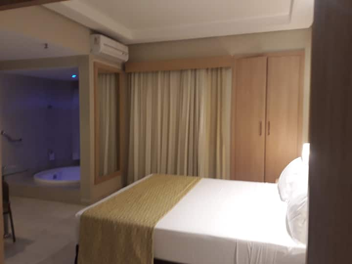 Apartamento confortável em Caldas Novas - GO
