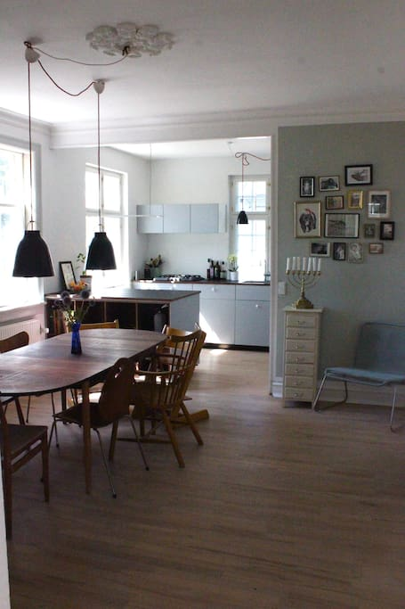 Openspaced Kitchen