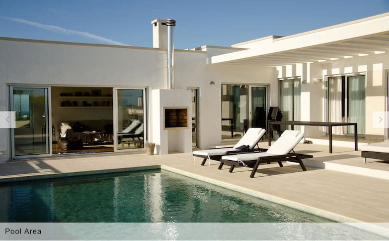 Design villa with incredible view  - Foz do Arelho - House