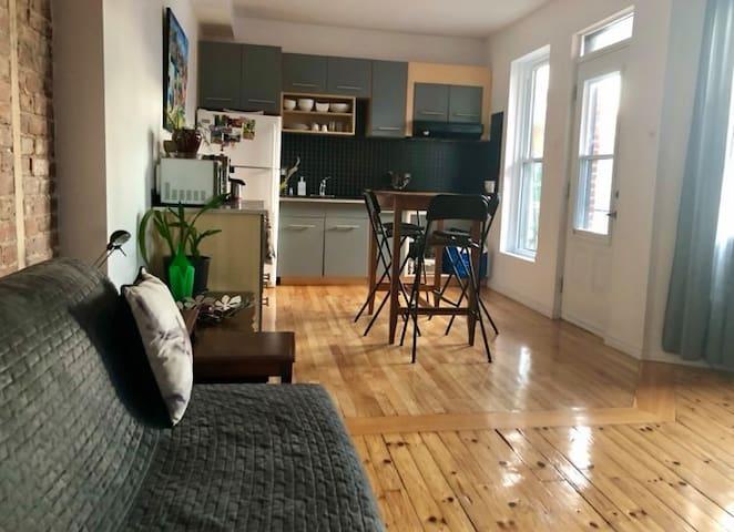 Homa Larose Apartment