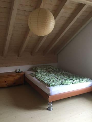 Cozy Attic Apartment Triesen, Liechtenstein