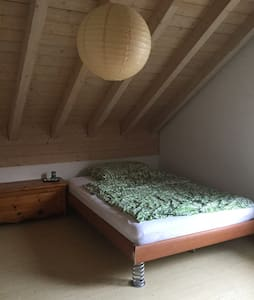 Cozy Attic Apartment Triesen, Liechtenstein