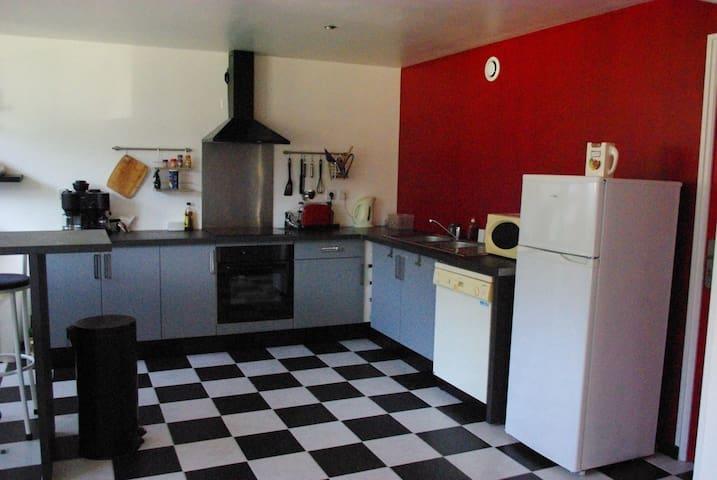 Appartement de plain pied 90m² proche cote sauvage - Saint-Pierre-Quiberon - Apartemen