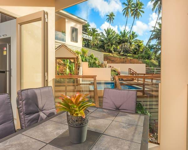 Rarotonga GolfSeaView Villa