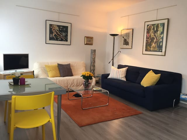 Comfortable and bright 2-room apartment - Gandrange - Lägenhet