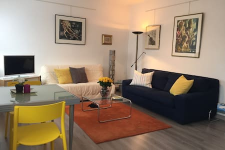 Comfortable and bright 2-room apartment
