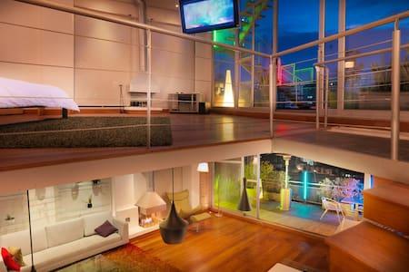 Penthouse Loft Duplex