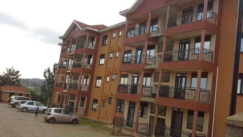 Berecah Apartments - Kampala - Apartment